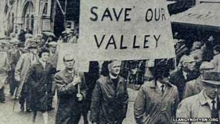 A three-year battle took place to fight off the plans by Swansea Corporation