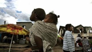 Residents of Madagascar