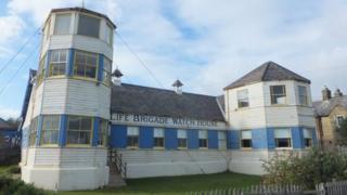 Tynemouth Volunteer Life Brigade Watch House
