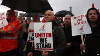 Grangemouth rally