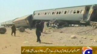 Baloch train