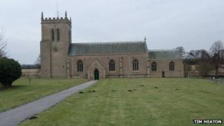 St Mary's Church, Cuckney