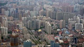 A wide view of the Shanghai commercial and residential property market