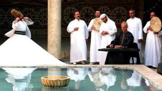 Al Kindi and the Whirling Dervishes of Damascus