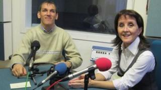Razvan Boc and Linda Barr