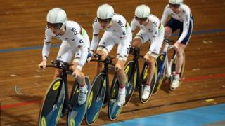Great Britain women's pursuit team