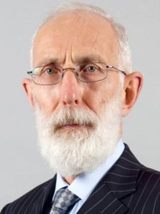 Professor John McNeill