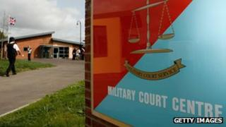 Bulford Military Court Centre