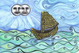 Knitting Time cover illustration
