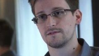 Edward Snowden, NSA whistleblower