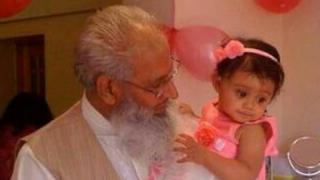 Stab victim Mohammed Saleem