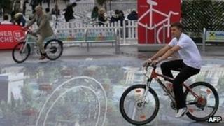 Electric bikes in Vienna