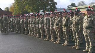 1st Battalion The Royal Regiment of Fusiliers