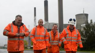Workers welcomed the reversal of the decision to close the petrochemical plant