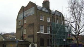 Council property