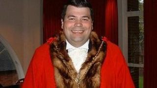 Mayor Tom Martin