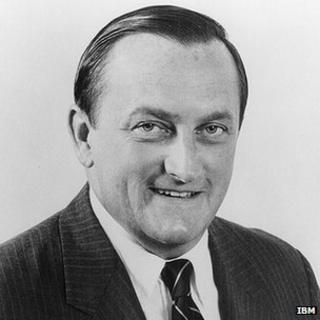 Portrait of Bill Lowe