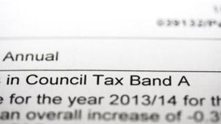 Council Tax letter