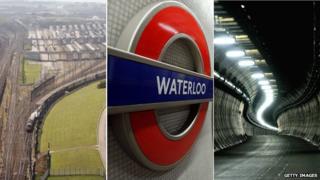 Eurostar, Waterloo, Channel Tunnel