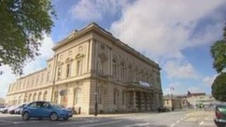 North East Lincolnshire Council offices