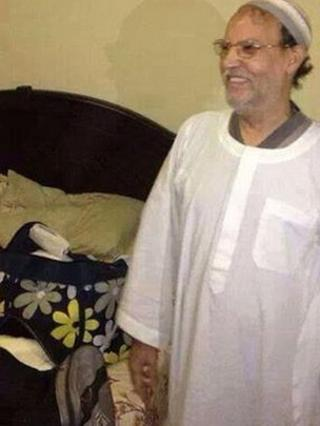 Essam al-Erian - photo from interior ministry website