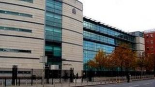 The case was heard at Belfast Magistrates Court at Laganside