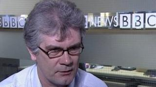 Professor Tony Gallagher
