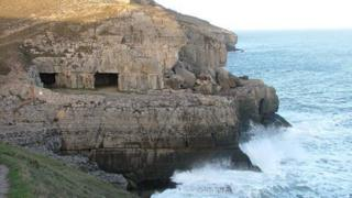 Tilly Whim Caves