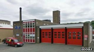 Slaithwaite Fire Station