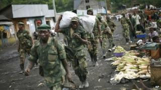 M23 rebels withdraw from Masisi and Sake in eastern DR Congo