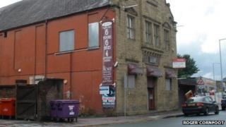 Former Scott's nightclub