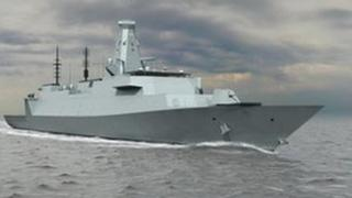 The Type 26 Global Combat Ship