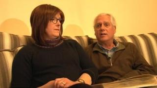 David and Susan MacIsaac