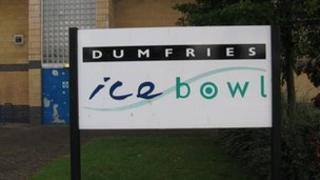 Ice Bowl sign