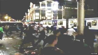 Disorder in Amsterdam
