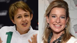 Tanni Grey-Thompson; Katie Hopkins