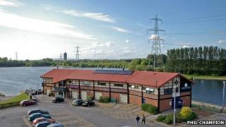 Trafford Water Sports Centre