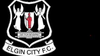Elgin City badge