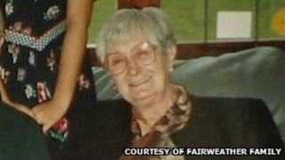 Hilda Fairweather