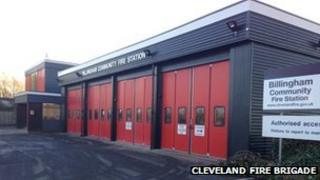 Billingham Community Fire Station