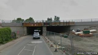Cow Lane viaduct