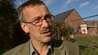 Gerald Kells, independent planning consultant
