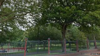 Victoria Park, Smethwick