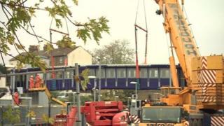 Gravesend footbridge