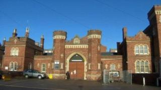 Lincoln Prison