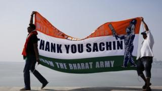 Fans want Sachin Tendulkar to be associated with cricket even after his retirement.