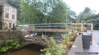 Todmorden bridge