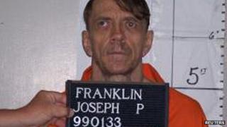 Joseph Franklin in 2007