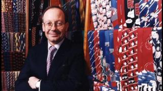 Roy Bishko, Tie Rack founder