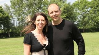 Binny and Grant Clarke